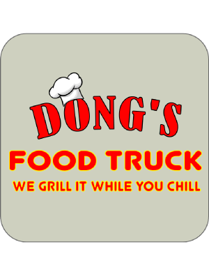 dong food truck