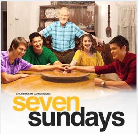 movie - seven sundays